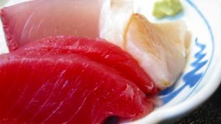 これと日本酒さえあれば幸せ!お刺身のフリー写真