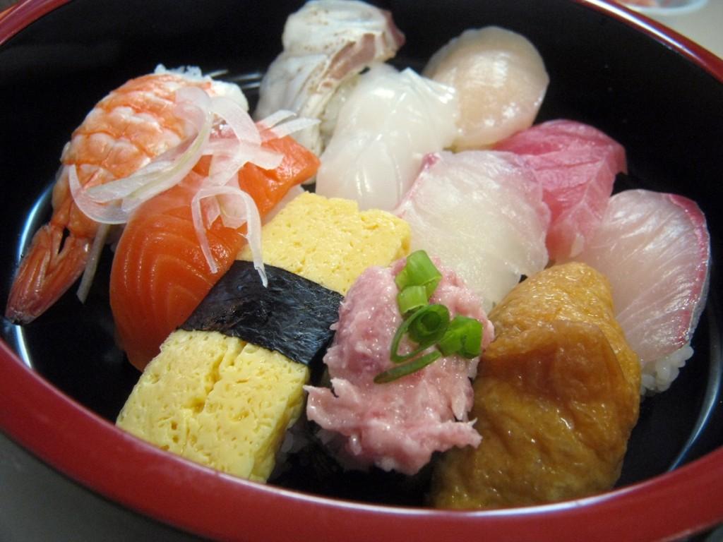 握り寿司1