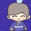 七夕の彦星様のフリーイラスト