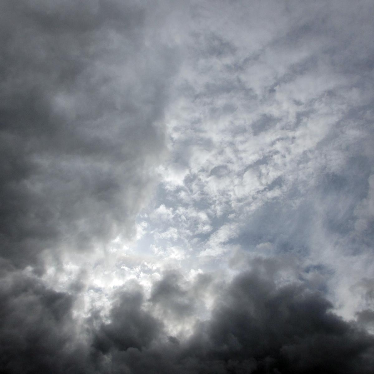 2015年6月27日(土)の空の写真 (2)