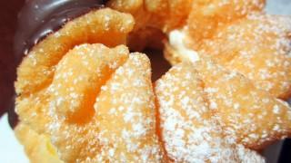 今日の昼ご飯!ドーナツのフリー写真