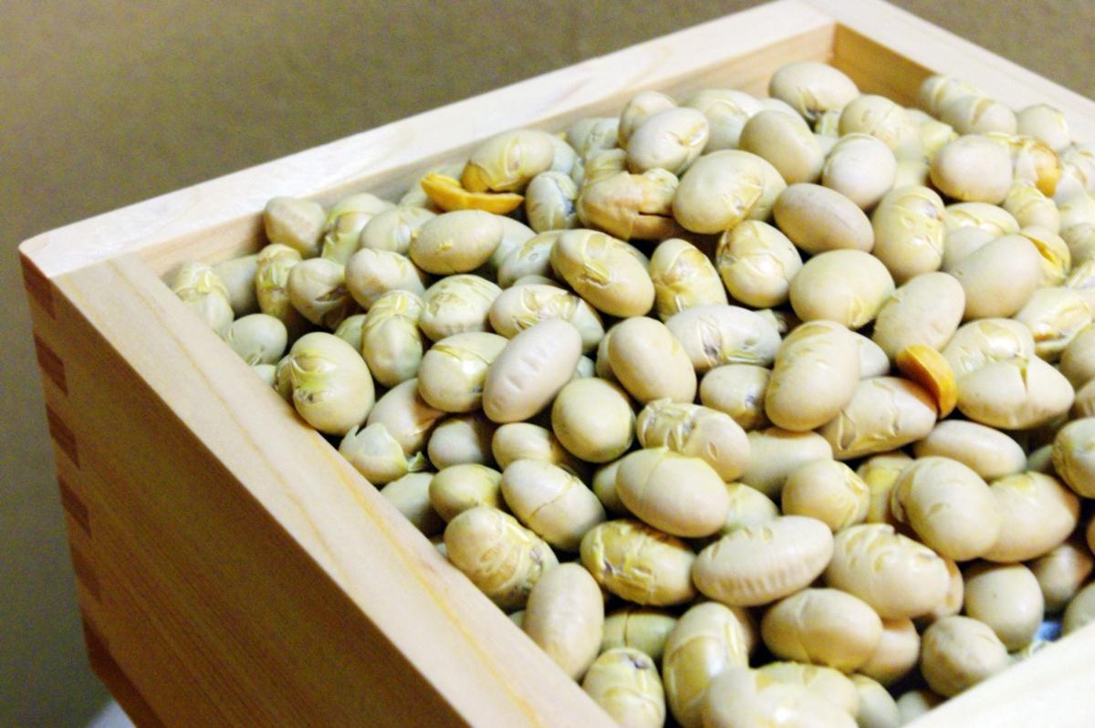 節分 豆まきの豆 (1)