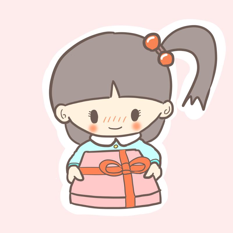 幼稚園のバレンタイン(女子)