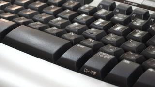 PCのイメージに!キーボードのフリー写真