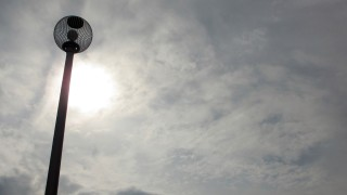 天気予報、恐るべし!2015年6月25日(木)の空の写真