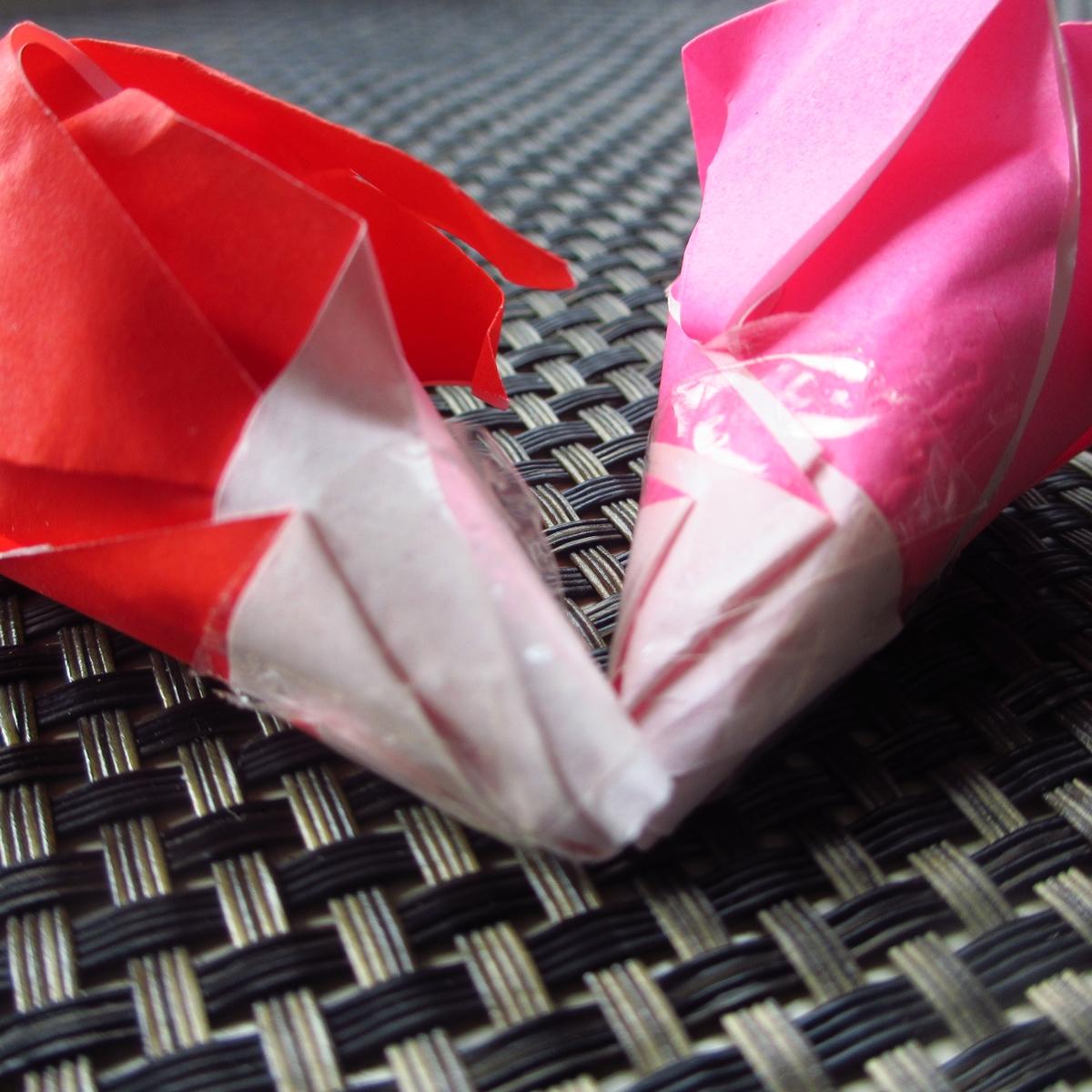 折り紙(バラ)2015-6-3 (10)