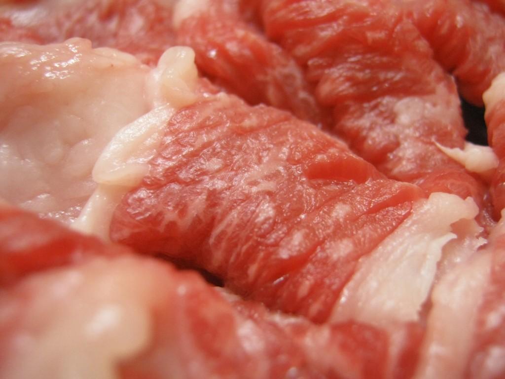 牛肉のフリー写真3