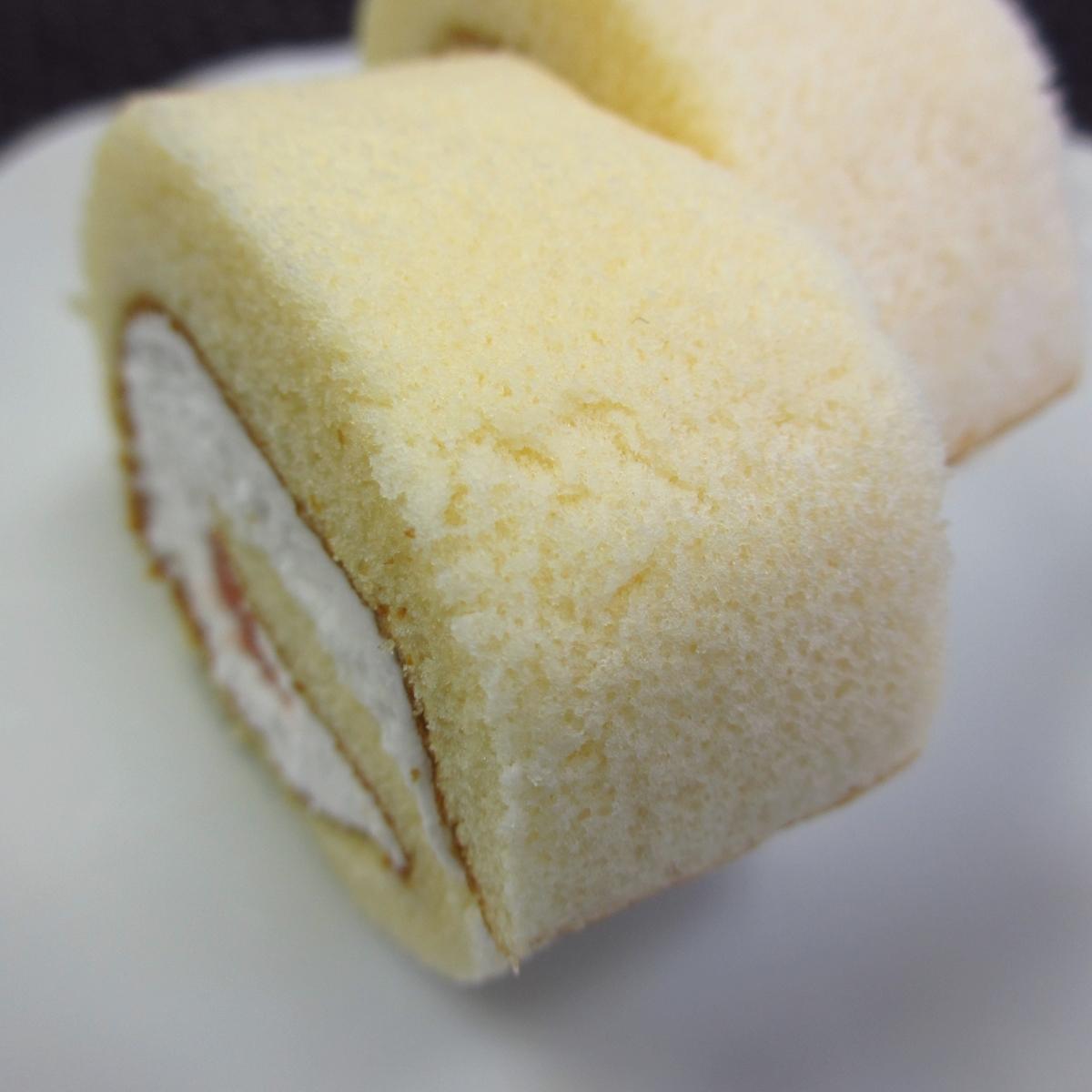 イチゴのロールケーキ20150627 (9)
