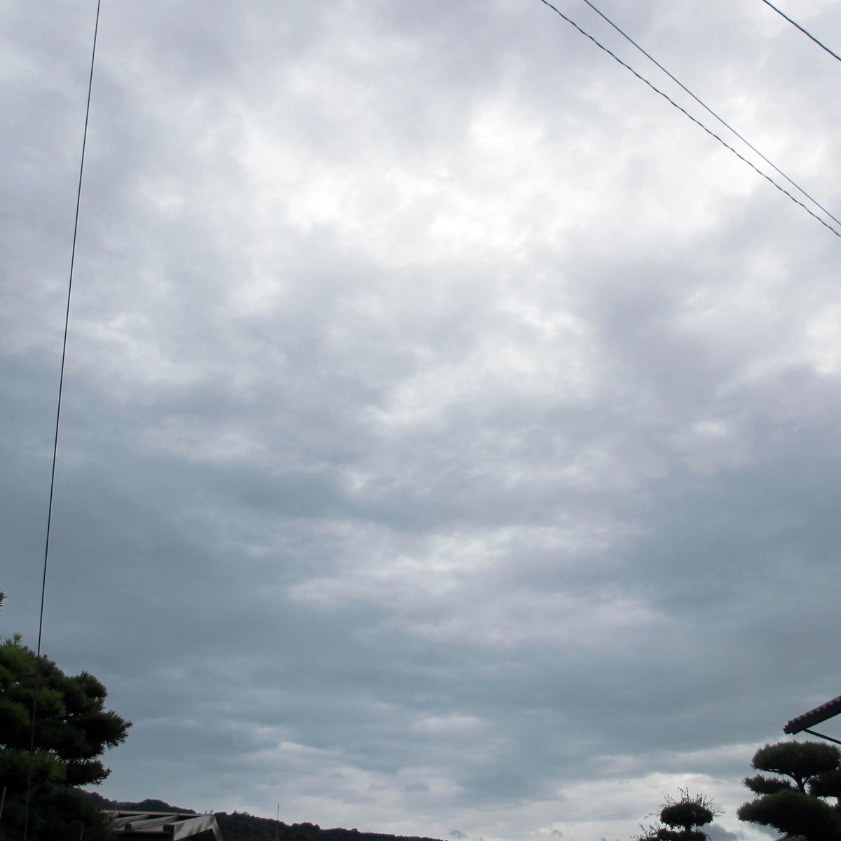 2015年6月26日(金)の空の写真 (1)