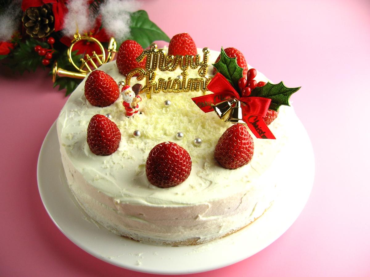 自家製クリスマスケーキoldpicture (2)