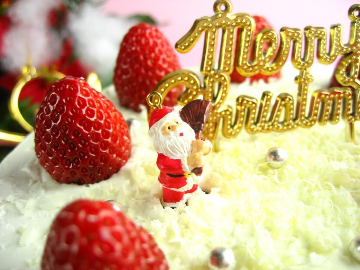 自家製クリスマスケーキoldpicture (5)