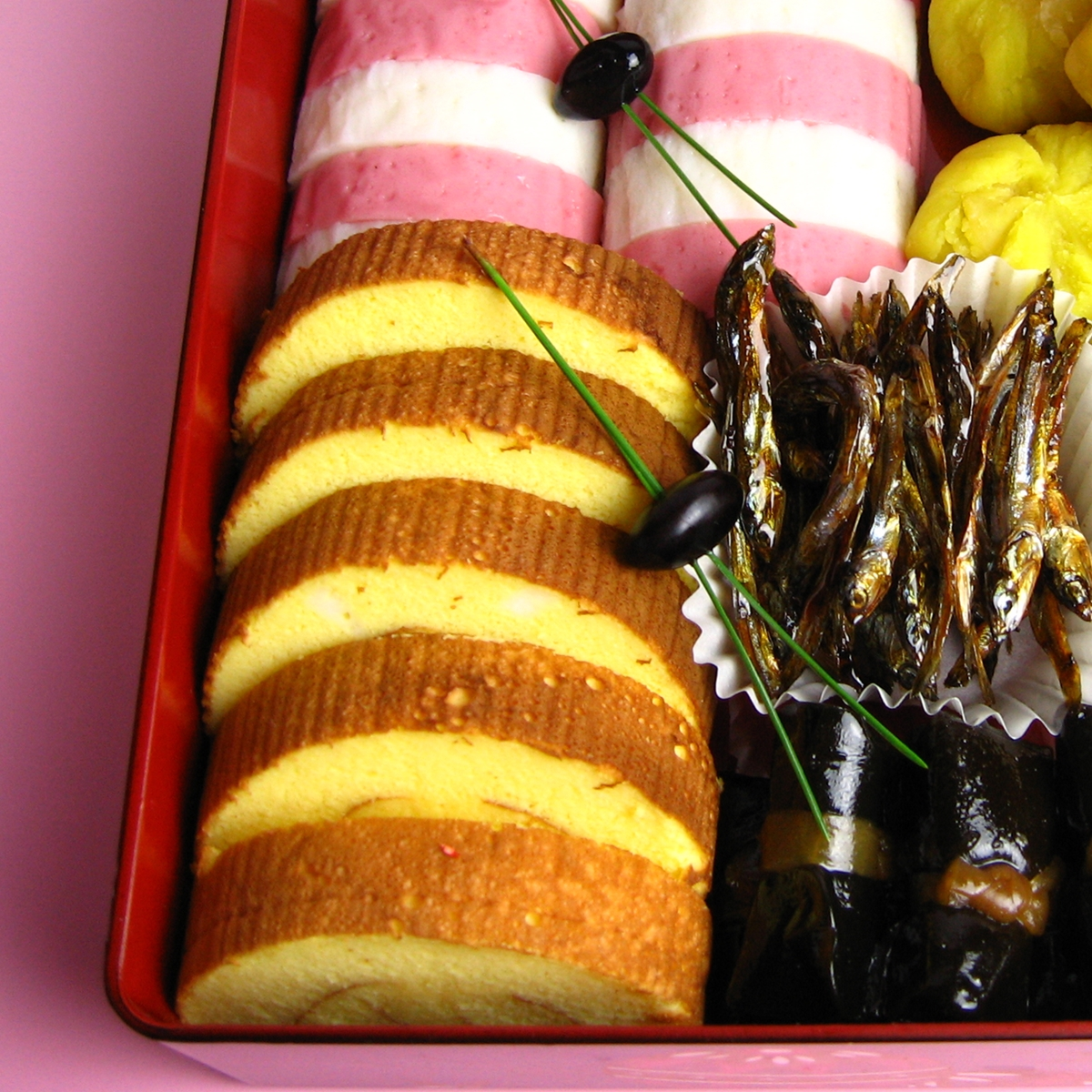 おせち料理20061231 (14)