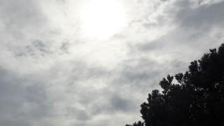 ムシムシと暑い!2015年7月12日(日)今日の空の写真