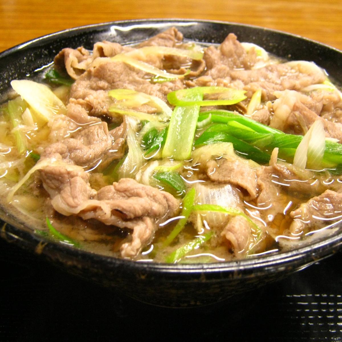 肉うどん20110219 (1)