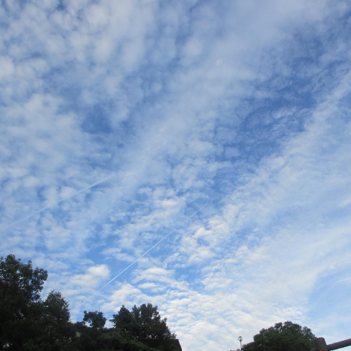 2015年7月9日の空の写真 (5)