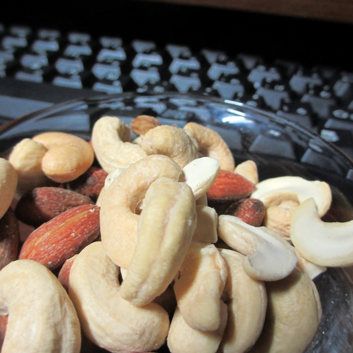 三種のミックスナッツ20150702 (20)