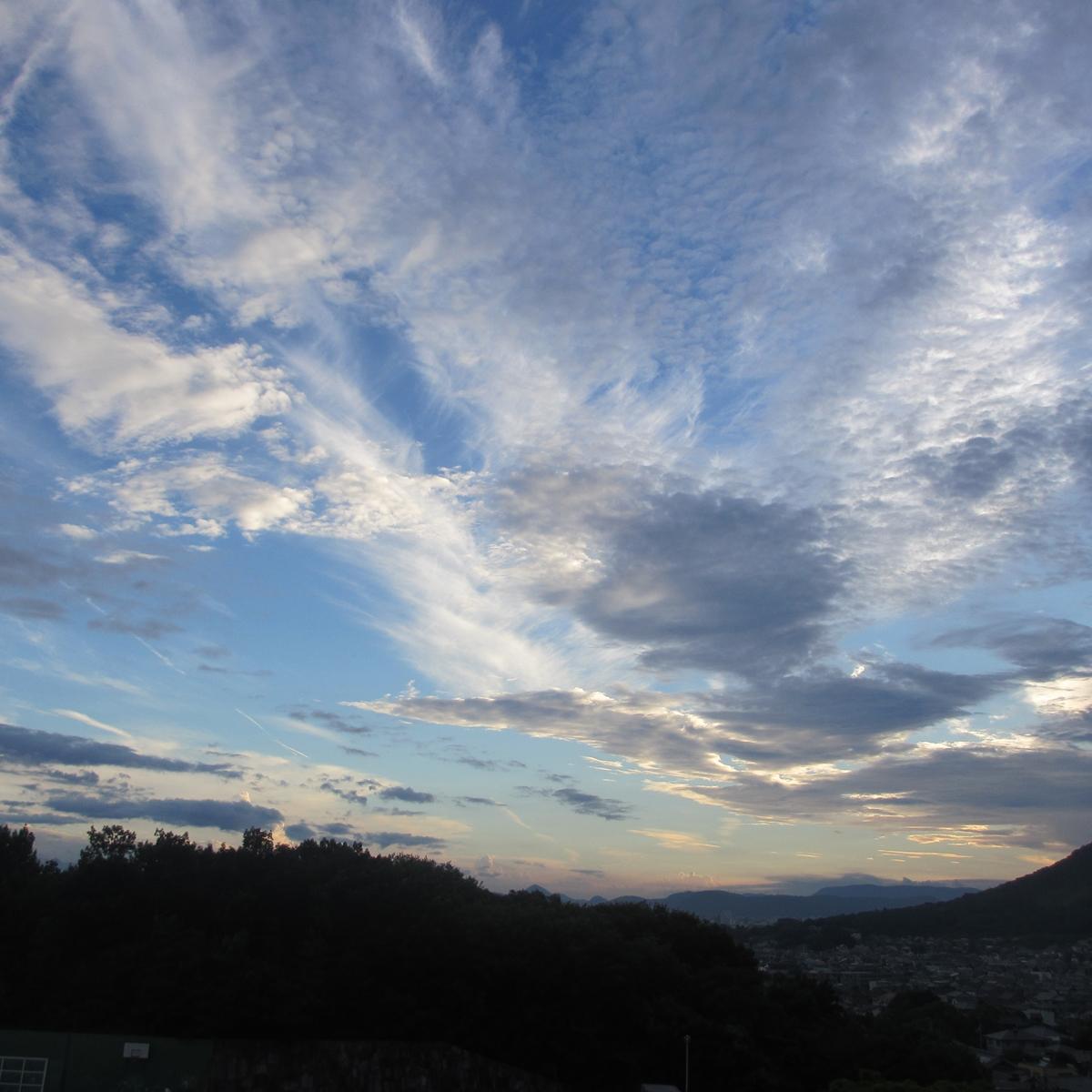 2015年7月9日の空の写真 (7)