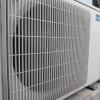 業務用エアコンの室外機のフリー写真