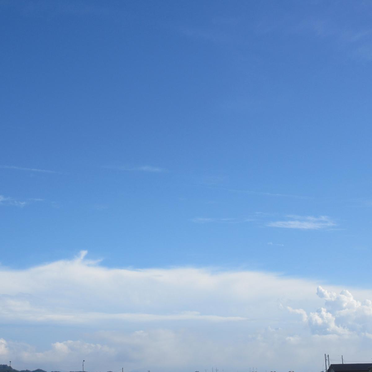 2015年7月9日の空の写真 (4)