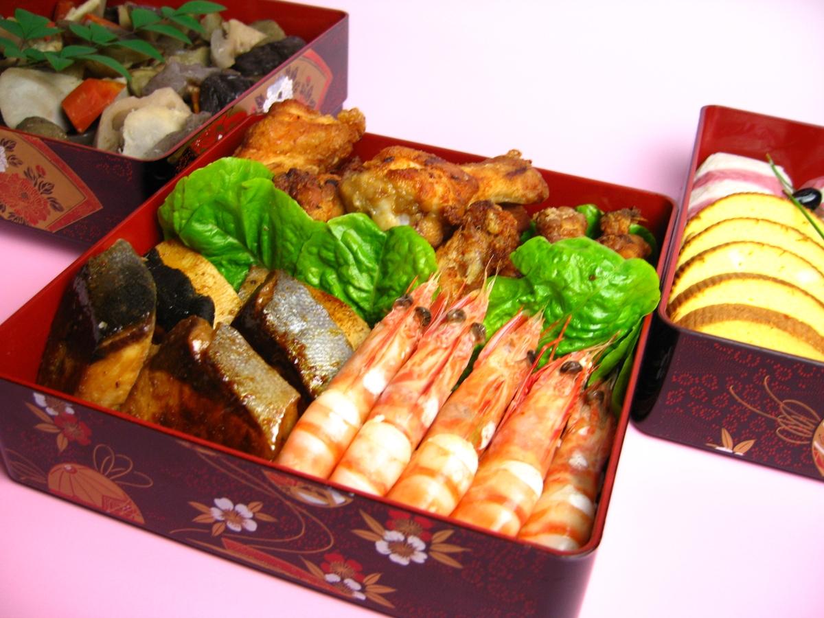 おせち料理20061231 (6)
