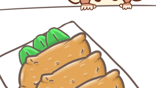 稲荷寿司(お稲荷さん)のフリーイラスト