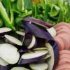 【キャベツ】BBQで使った野菜の無料写真【アスパラガス】