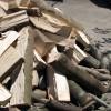 BBQにあったら便利!薪のフリー写真