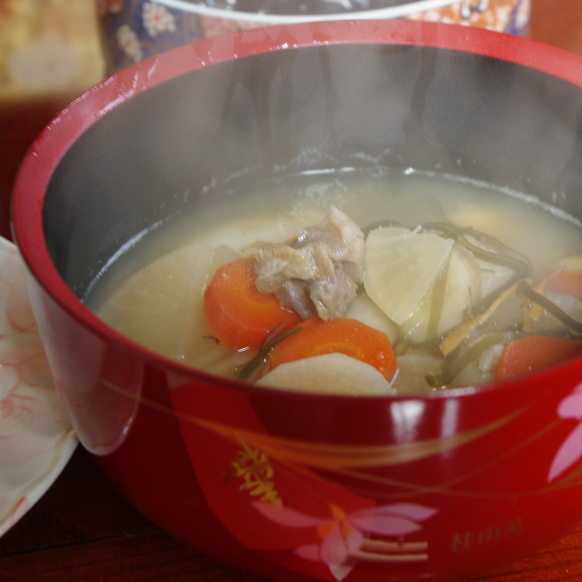 雑煮2009 (2)