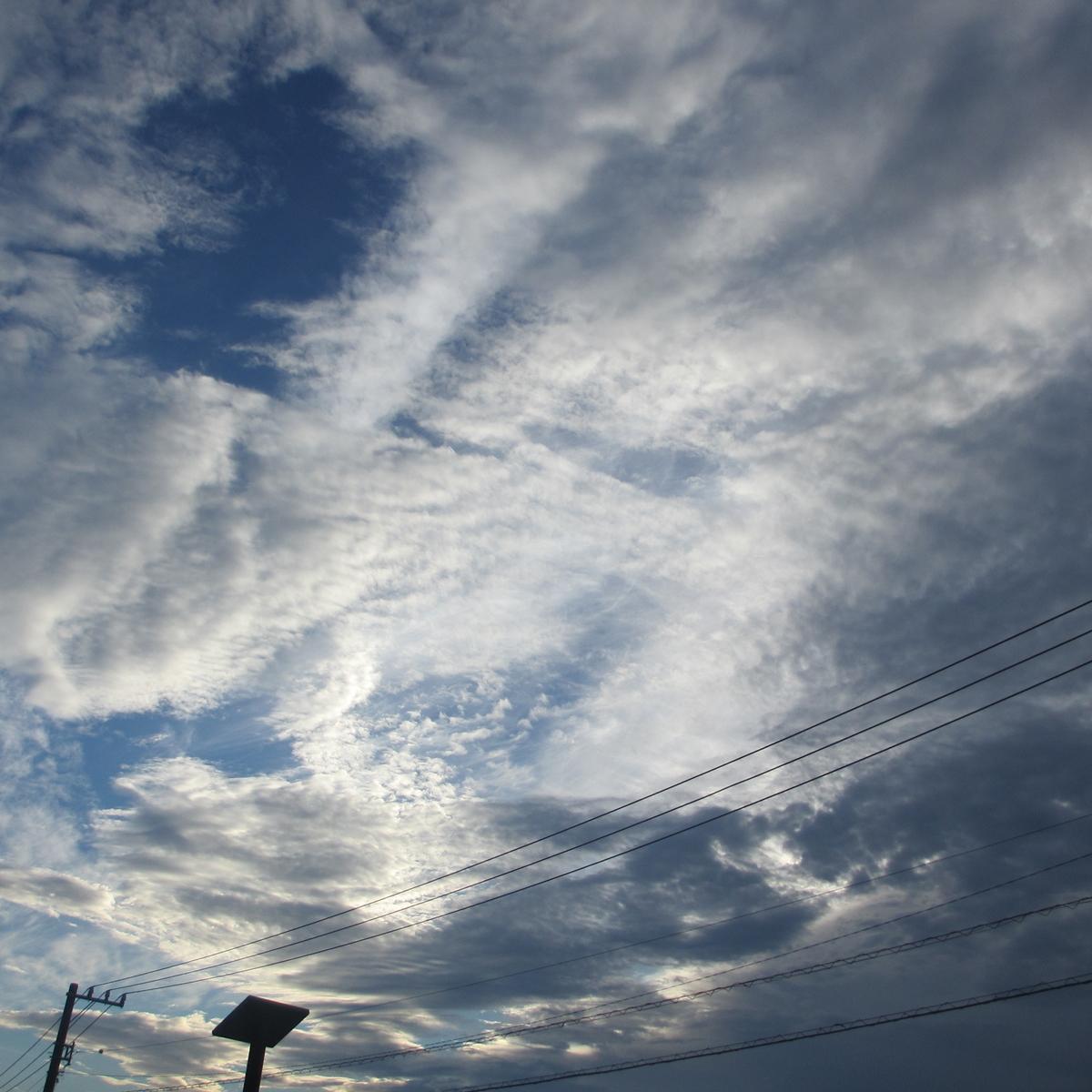 2015年7月9日の空の写真 (6)