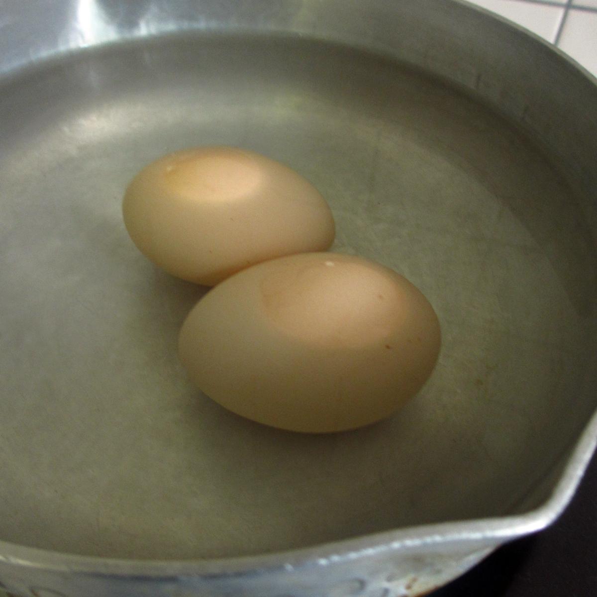 ゆで卵調理中20150704 (2)