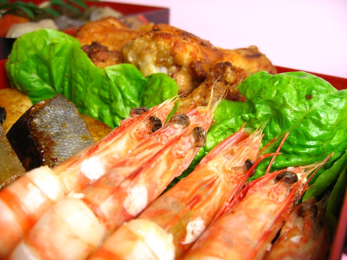 おせち料理20061231 (8)