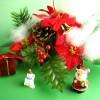 【100均の】クリスマスイメージの無料写真【雑貨・小物で】