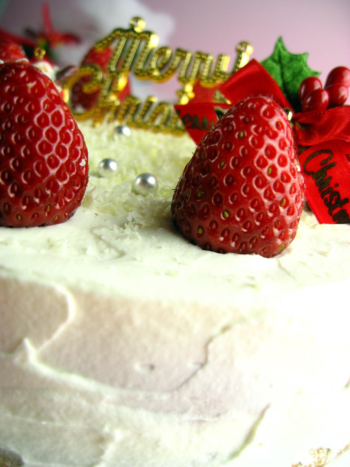 自家製クリスマスケーキoldpicture (10)
