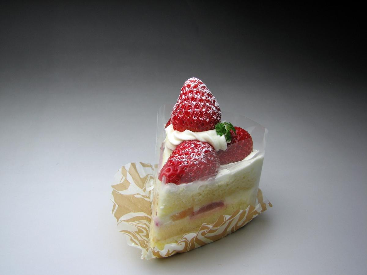 苺ショートケーキoldpicture (1)