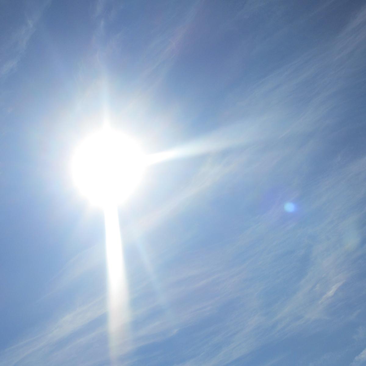 2015年7月9日の空の写真 (2)
