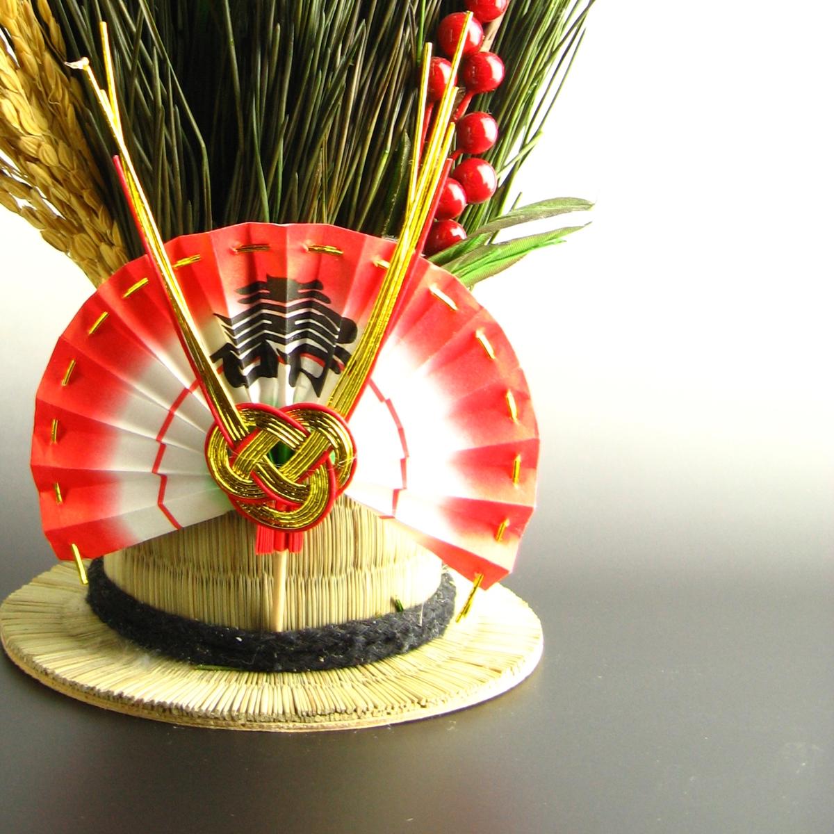 正月松飾り20061230 (2)