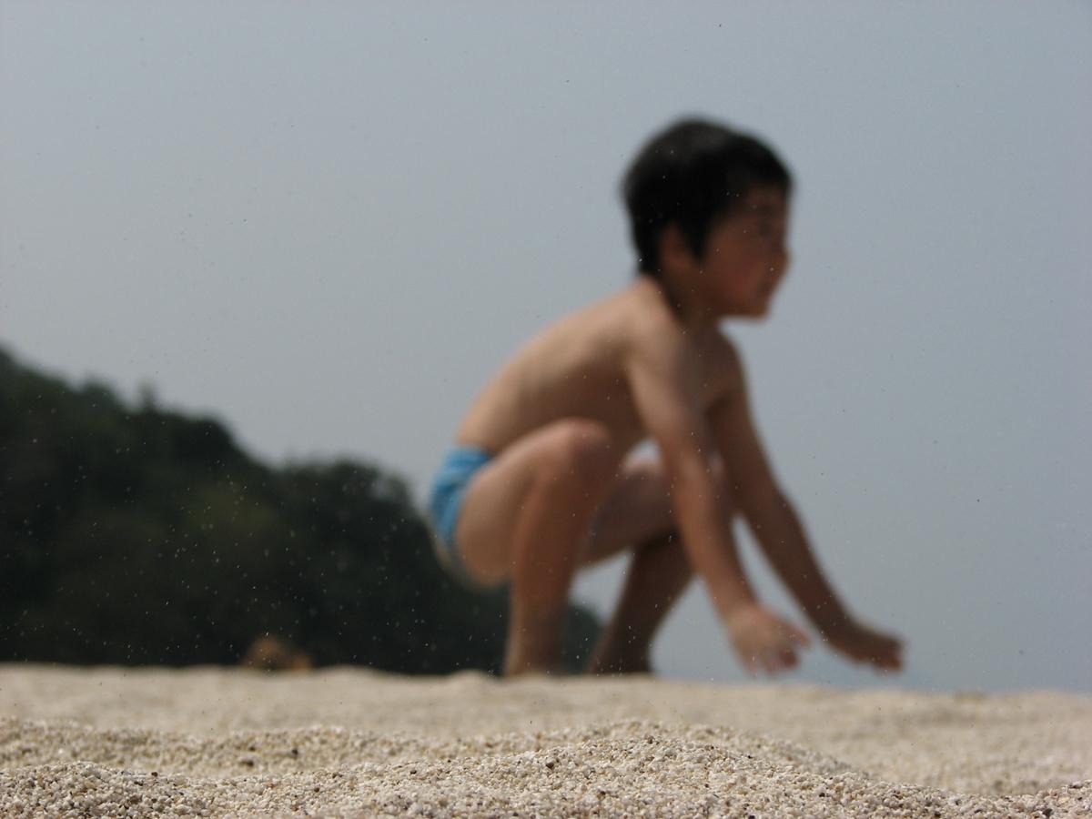 海水浴のイメージ20070729 (4)