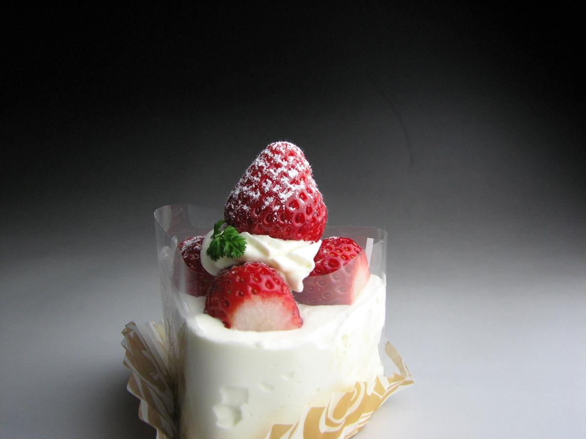 苺ショートケーキoldpicture (5)