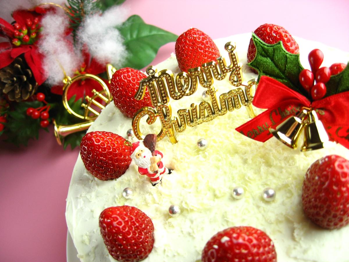 自家製クリスマスケーキoldpicture (3)