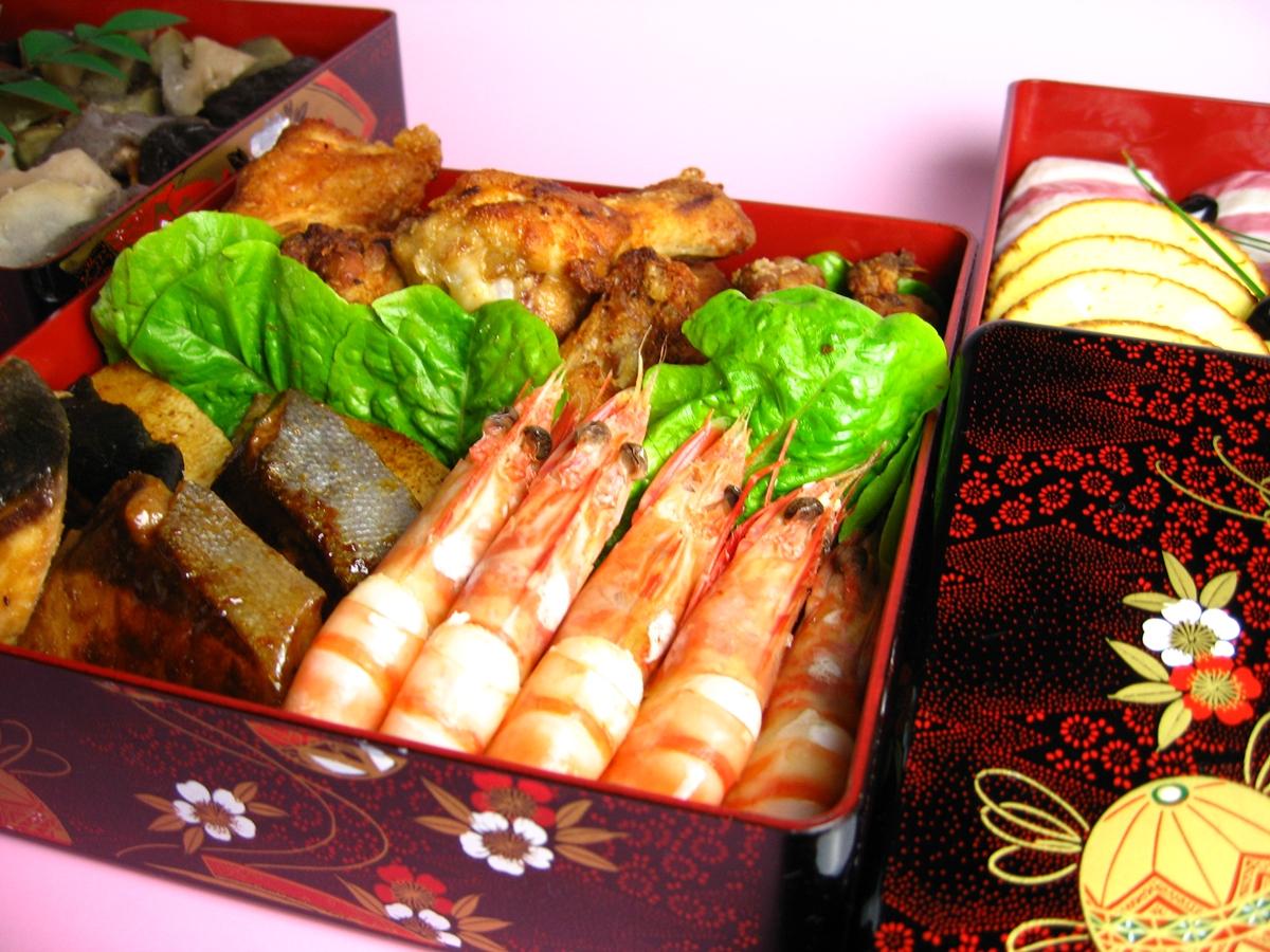 おせち料理20061231 (1)