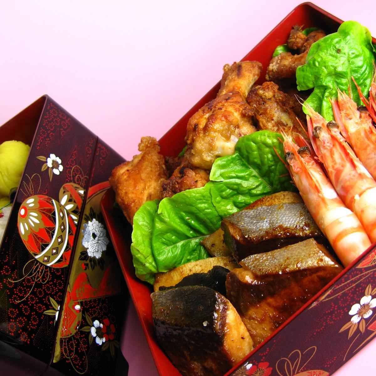 おせち料理20061231 (29)