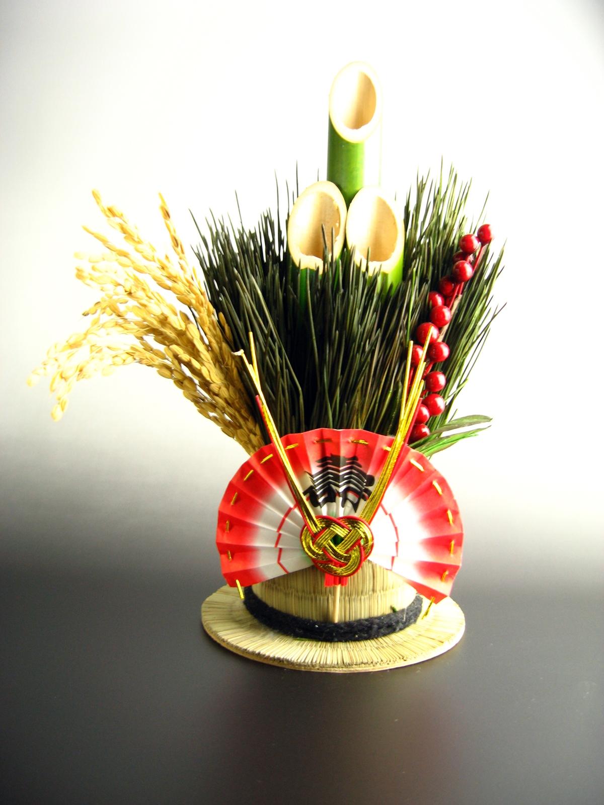 正月松飾り20061230 (1)